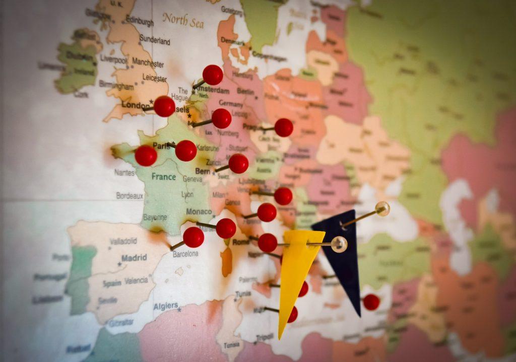 De Nederlandse arbeidsmarkt krap? Europees gezien valt het best mee...