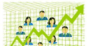 vaste banen neemt weer toe