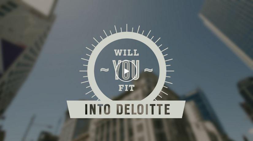 Interactieve wervingsvideo Deloitte