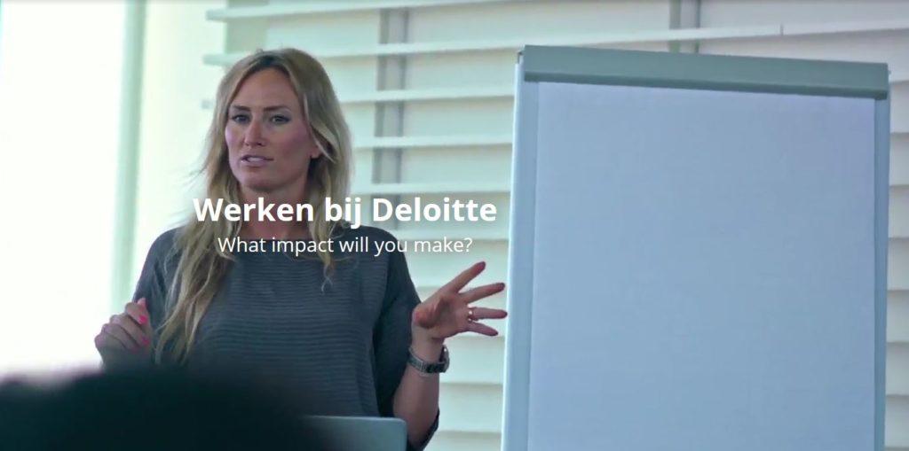 Hoe Deloitte zijn 3 grootste recruitment-uitdagingen te lijf gaat