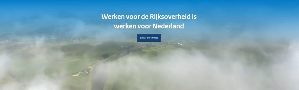 werken voor nederland het rijk