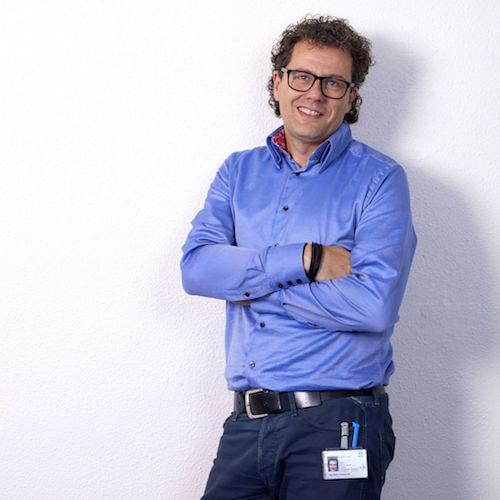 Edwin van der Sande, Tatasteel