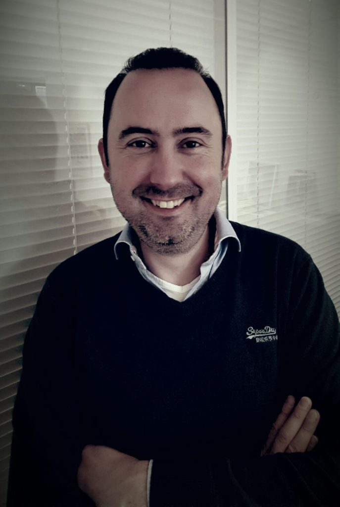 Martijn Elshove: Global Manager Recruitment