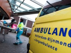 ambulance rijnmond