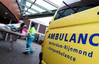 ambulance rijnmond