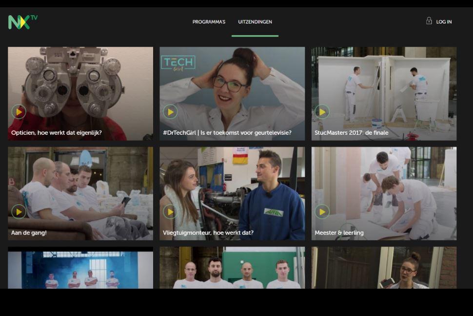 Een interactieve 'Netflix voor tech': zó kwam het van de grond