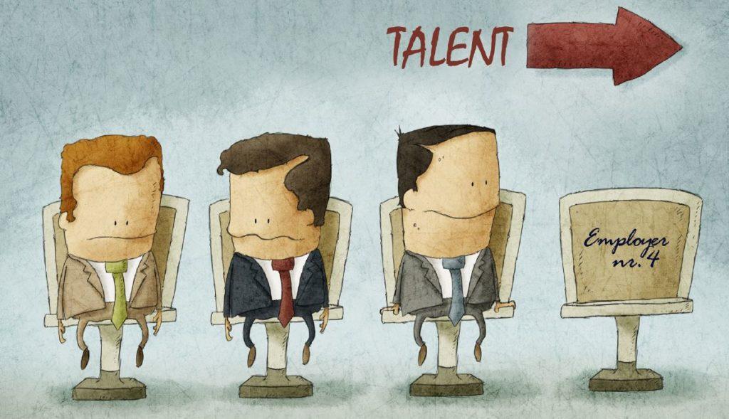 'Het talent heeft de strijd gewonnen - nu wordt het tijd daarnaar te handelen'