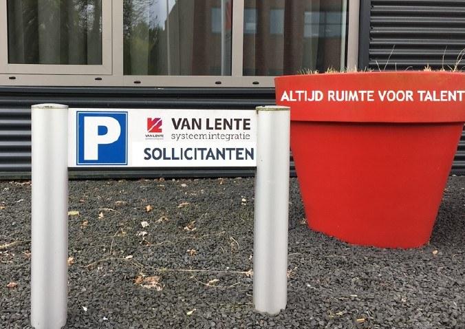 welkom-van-lente parkeerplaatsen