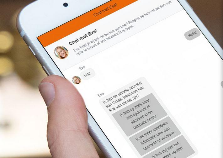 Op deze 5 manieren kun je chatbots toepassen in je werving en selectie