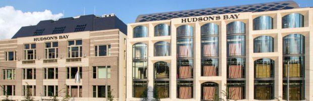hudson's bay panden