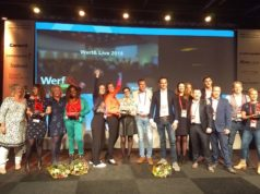 awards winnaars 2018