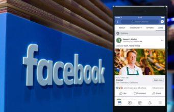 facebook job postings