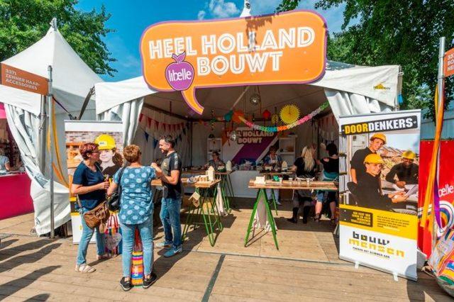 heel holland bouwt samenwerking