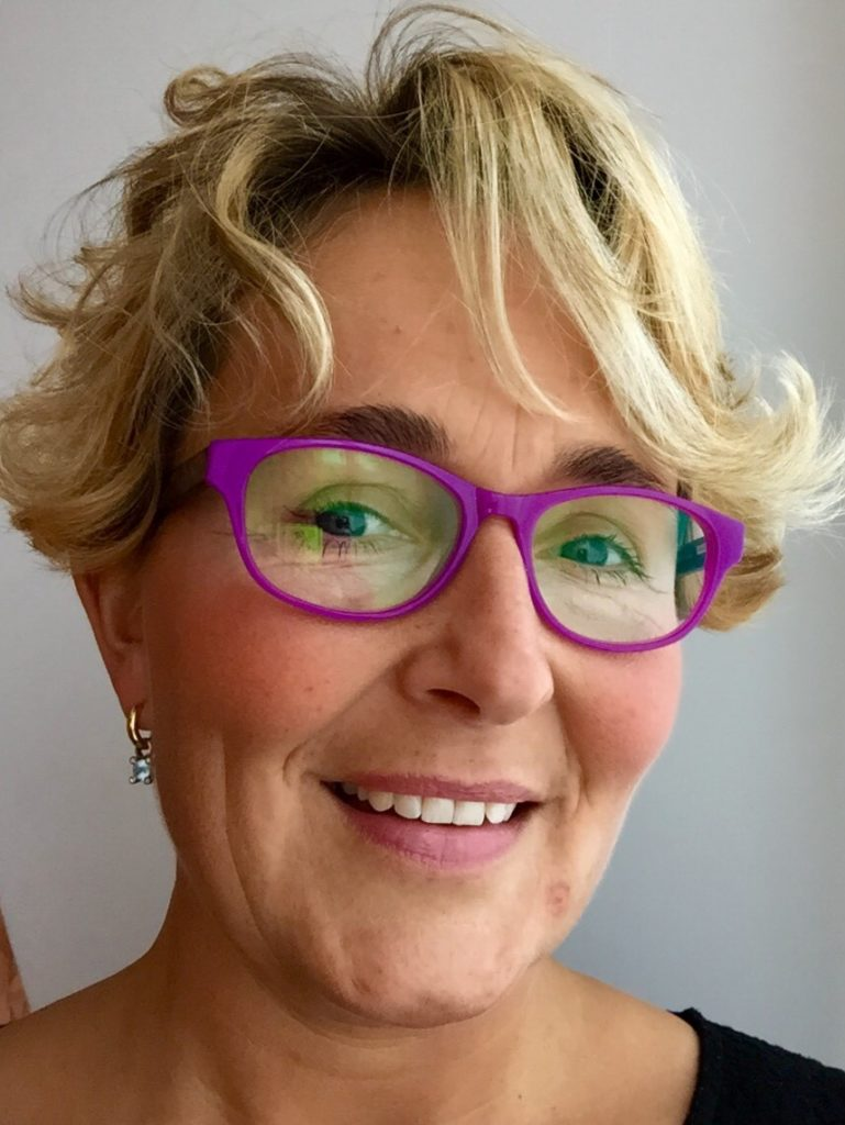 Inge Vernooy: manager recruitment AkzoNobel Specialty Chemicals