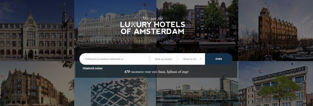 luxury hotels samenwerking