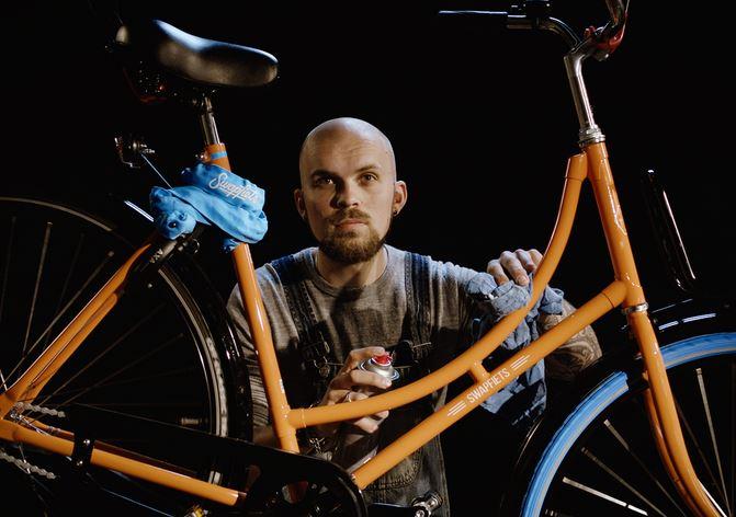 Swapfiets lokt fietsenmakers met woordgrappen en leuke video