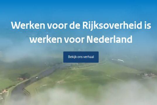 werken voor nederland