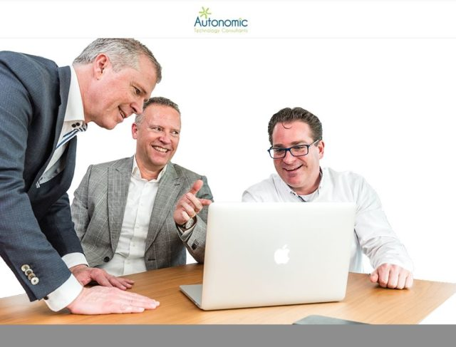 autonomic site overzicht