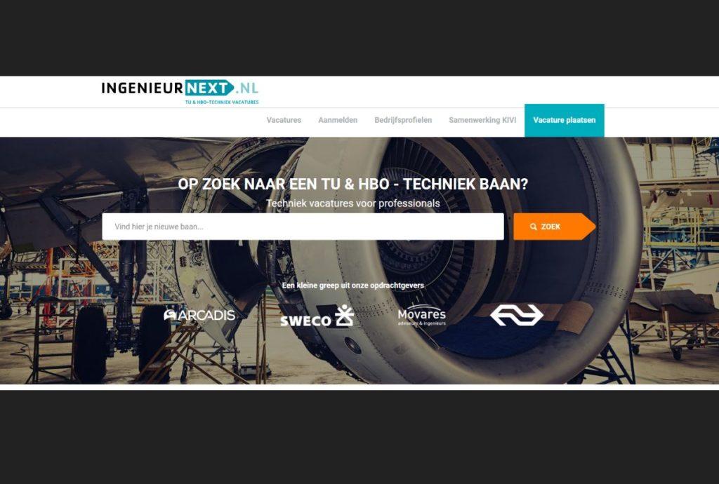 EXENZO neemt vacaturebank IngenieurNEXT.nl over