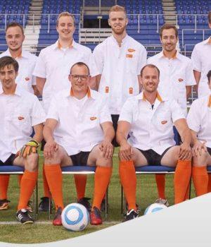 het team WK-inhaker