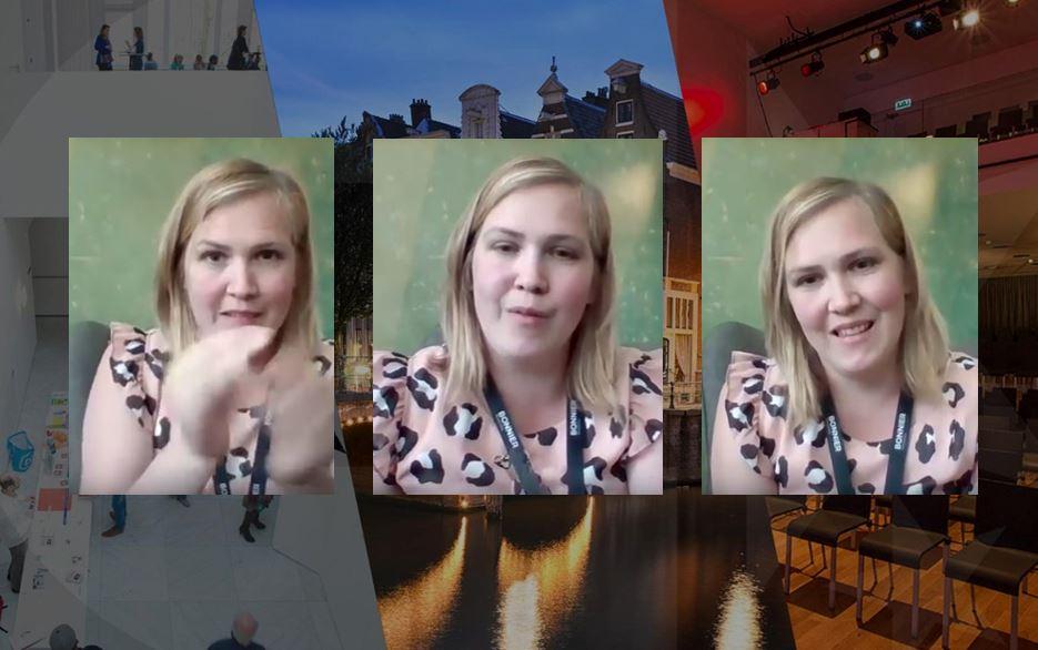 Sofia Broberger: 'Elke mail met een kandidaat moet persoonlijk zijn'