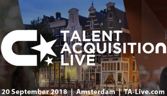 Talent Acquisition Live 2018