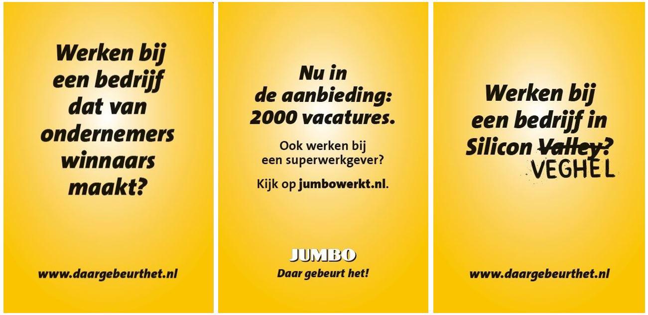 jumbo campagne