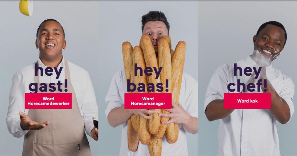 Met deze online én offline campagne zoekt Vermaat nieuwe horecamedewerkers