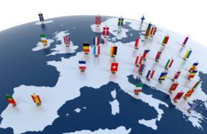 european recruitment dashboard vlaggetjes