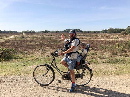 Marco op de fiets, waar zie je nog zoiets? (Over de vibe van employer branding)