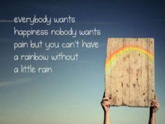 quote rainbow