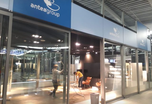 antea group pop-up store