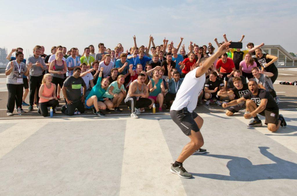 Waarom Boskalis trainees selecteert met een boksclinic en een foodtruck festival