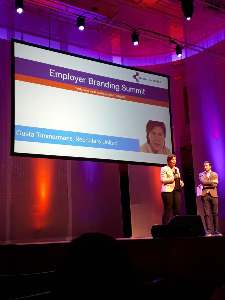 Van medewerker naar medemerker: verslag van de Employer Branding Summit 2018