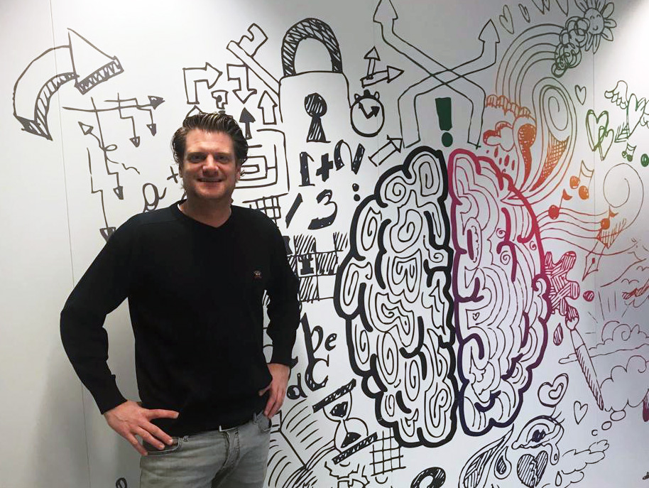 Maurits Pater (Brockmeyer): 'Recruitment simpeler maken, dat is ons doel'