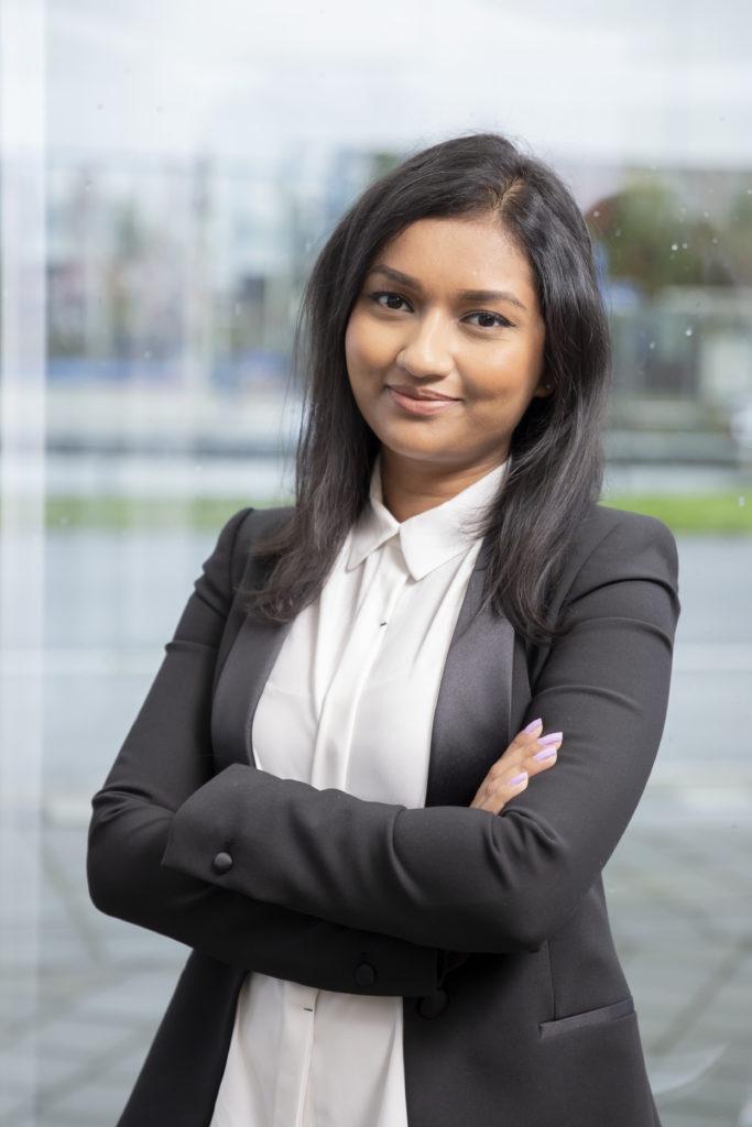 Rajshree Nandpersad: Recruitment Project Professional