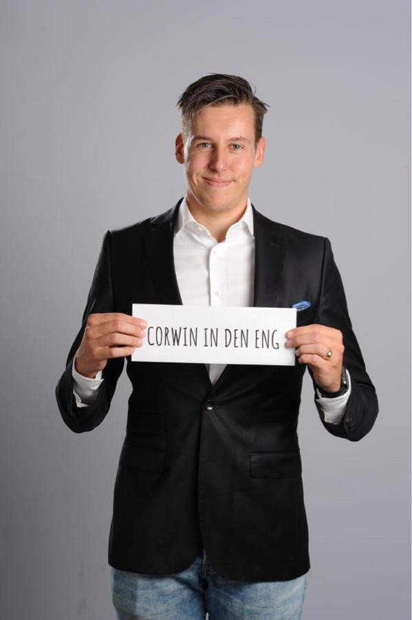 Corwin In den Eng: Recruitment Consultant