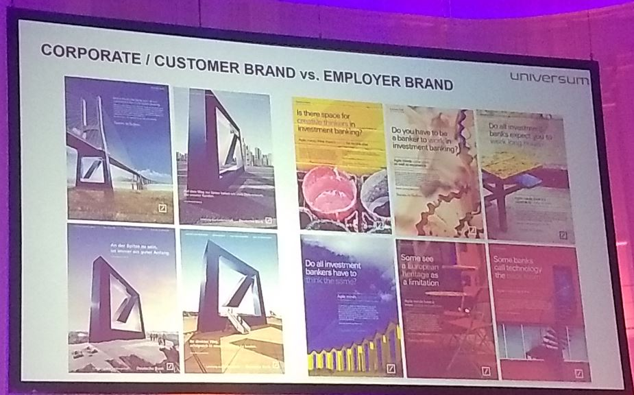 hoofdzonden corporate customer vs employer brand