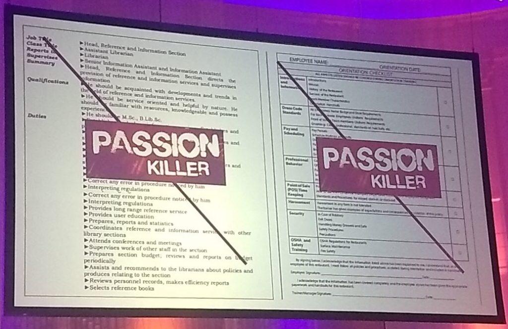 hoofdzonden passion killer