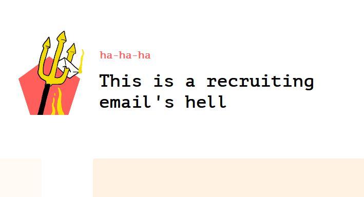 IT'ers slaan terug met chatbot tegen mails van opdringerige recruiters