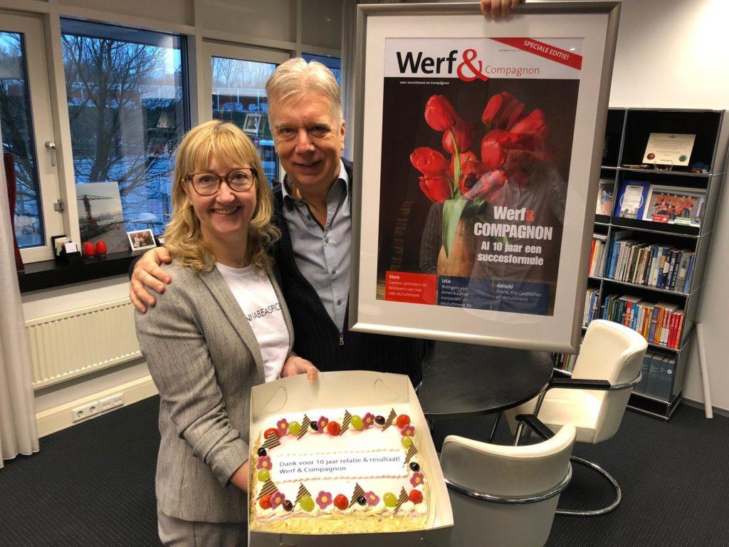 Compagnon en Werf& 10 jaar partners
