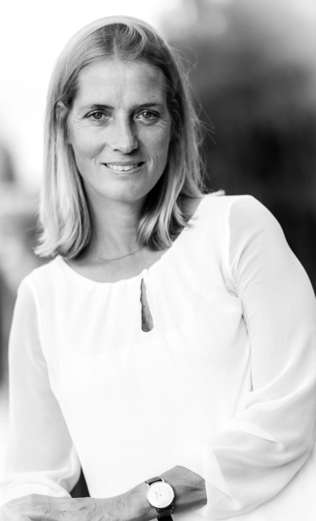 Liesbeth Dusseljee: sales manager