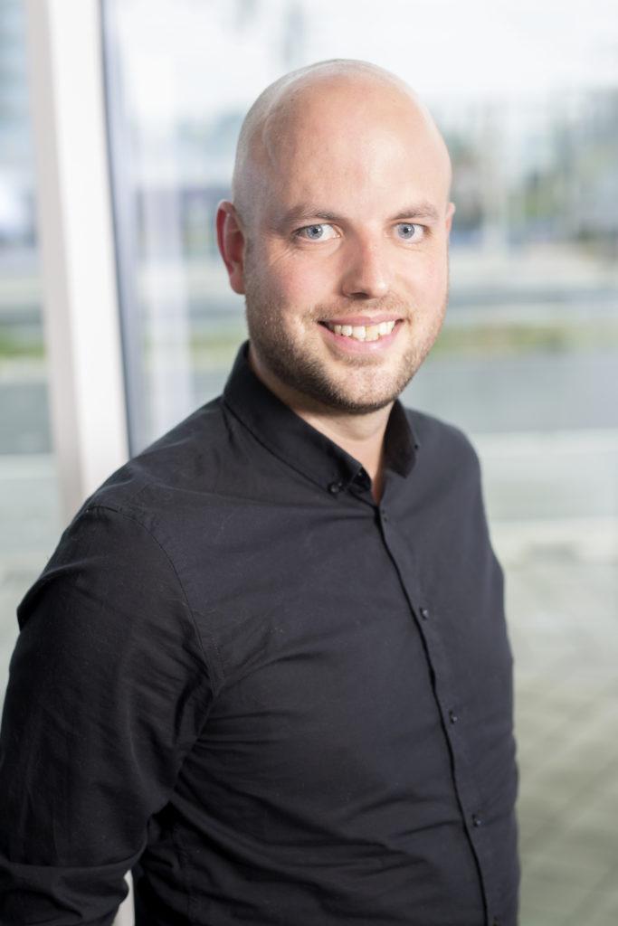 Robin van Vliet: Recruitment Project Professional