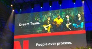 dream team netflix