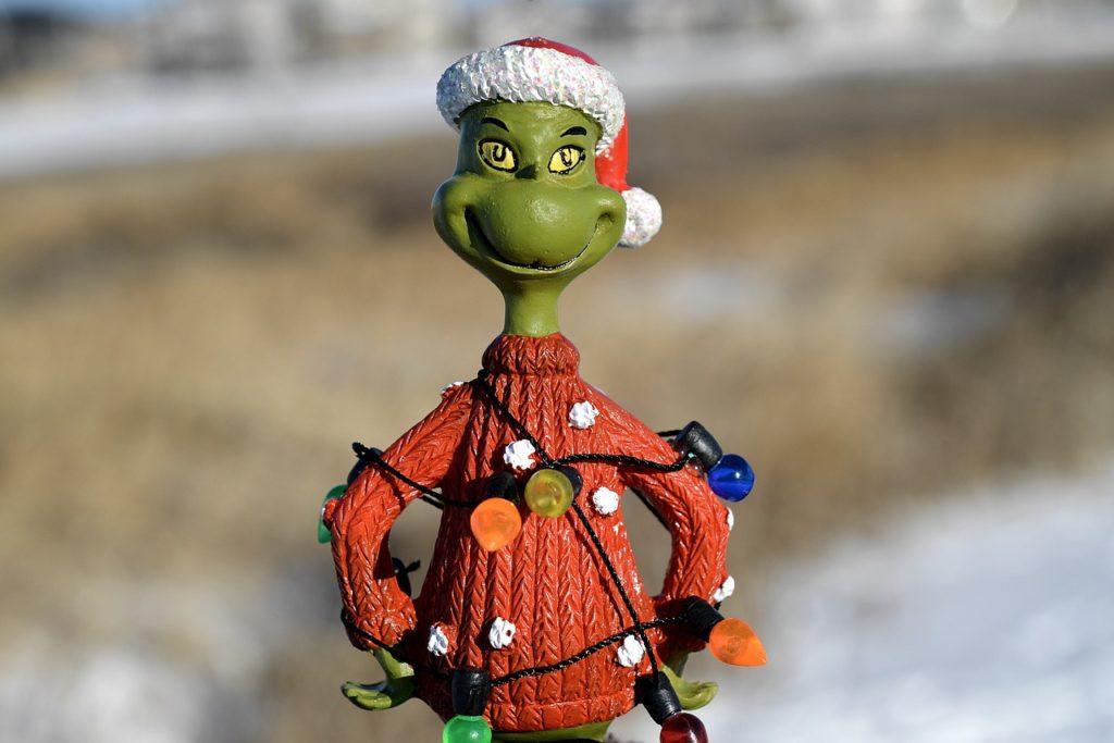 Hij háát Kerstmis, maar de 'Grinch van recruitment' heeft wel één kerstwens