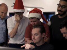 werken bij de kerstman
