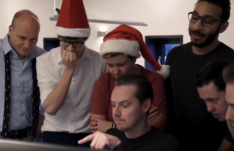 De beste werkgever van de wereld (de Kerstman) is op zoek naar jou!