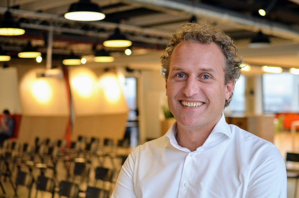 Gijs de Haas van Dorsser nieuwe Managing Director van Intelligence Group