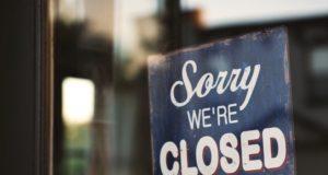 gesloten deuren