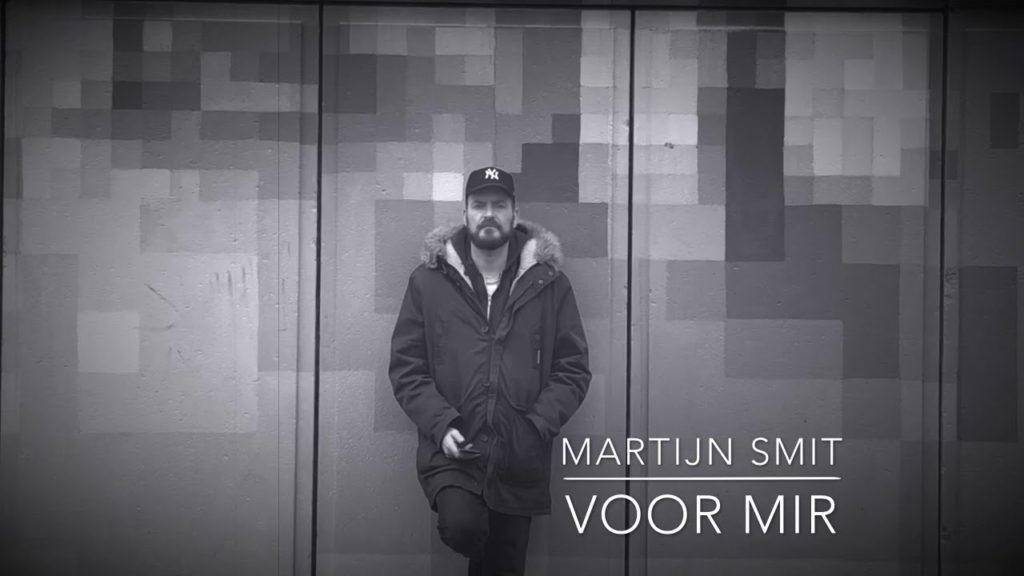 Martijn Smit komt met hilarische rap voor MIR-verkiezing